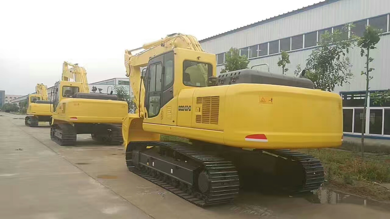 40 ton Construction Machinery