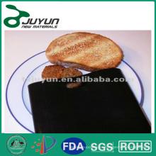 PTFE revestimiento de fibra de vidrio tejido reutilizable horno de microondas / cocinar bolsa de tostado
