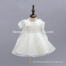 Lovely baby layered tutu dress wedding easter junior bridesmaid cute infant toddler christmas dresses with tulle cappa