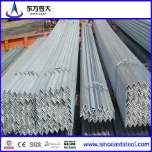 ASTM A500 Barre en acier à angle galvanisé à chaud