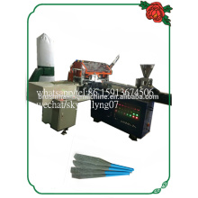 automatic no dust free grass broom making machine