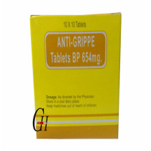 Anti-Grippe 654 mg Tabletten