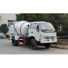 used FOTON RHD 4cbm concrete mixers for sale