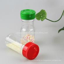 Pet Shaker de sal plástico (PPC-PSB-05)