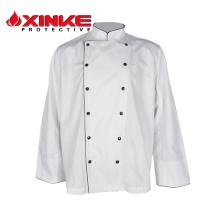 chef exécutif manteau / chef uniforme