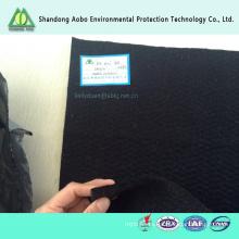 Guata de fibra de carbono a prueba de fuego 150gsm para ropa protectora