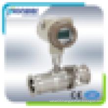 LWGY 316(l) stainless steel sanitary milk flow meter