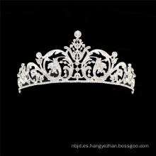 2017 Pageant Tiaras Y Coronas China Rhinestone Beaded