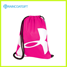 Promotion sac rose Polyester