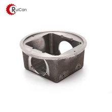 OEM customized bronze vacuum investment casting stainless steel impeller slurry process metal upholstered furniture steel frame
