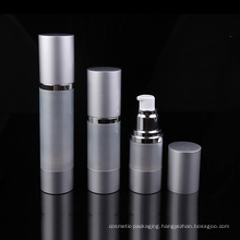 50ml Airless Bottle with Aluminum Cap (NAB16)