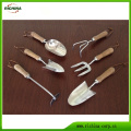Stainless Steel Garden Hand Tools Trowel and Fork