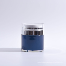 50ml Acrílico Squeeze Airless Jar (EF-A15050)