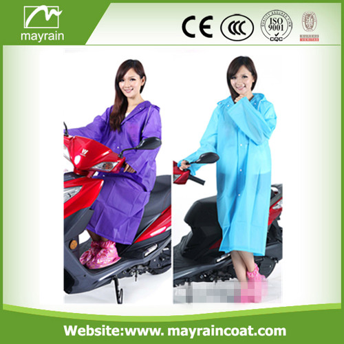 PVC Raincoat for Person
