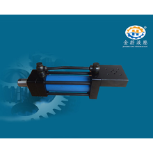 Long-life hydraulic cylinders are used for capping machines
