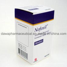 Drogas anti-VIH Tenofovir Disoproxil fumarato tableta