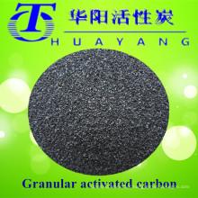 O fabricante de carbono ativo fornece filtro de carbono ativado a base de carvão com valor de iodo de 950