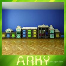 Hochwertiges Kindergarten Spielzeugkabinett