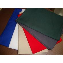 Uniform Polyester Cotton Workwear Twill White Dye Pocketing Fabric