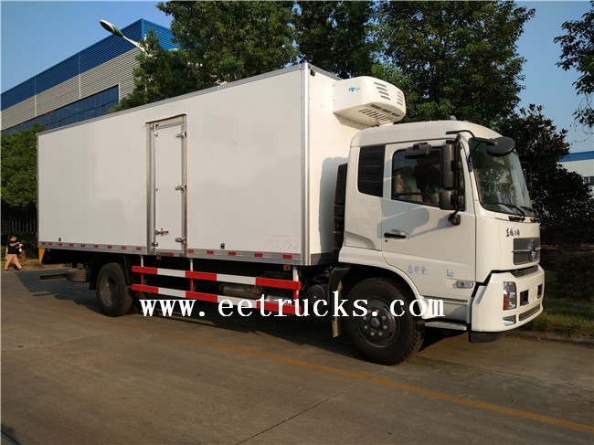 Dongfeng Frozen Vegetable Trucks