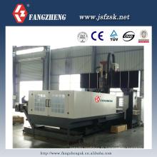 Fabrication de machines de fraisage de portique bon marché de bonne qualité