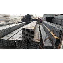 China Ms Square Röhren / Construct RohrQ235 / SS400 Square Hollow Abschnitt ASTM A500 IN DUBAI