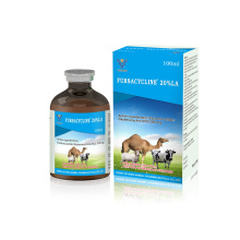 20% Oxytetracycline HCL Injection pour Animal