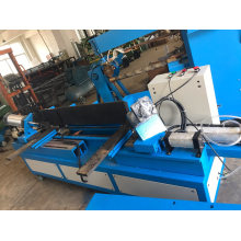 Air Drive Duct Seam Lock & Folder Machine