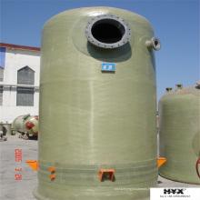 Réservoir chimique anti-corrosif de FRP