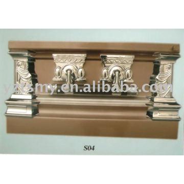 American style metal casket