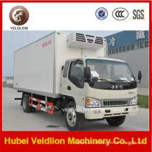 3-5t JAC Kühlbox Van Truck zum Verkauf