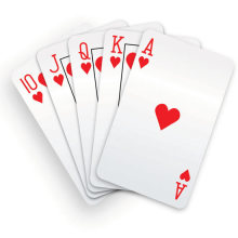 Customized Poker with Your Design