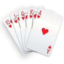 Poker personalizado com o seu design