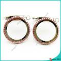 Collier pendentif rond et ouvert (FL16041938)