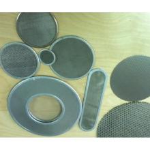 Treillis métallique à disque