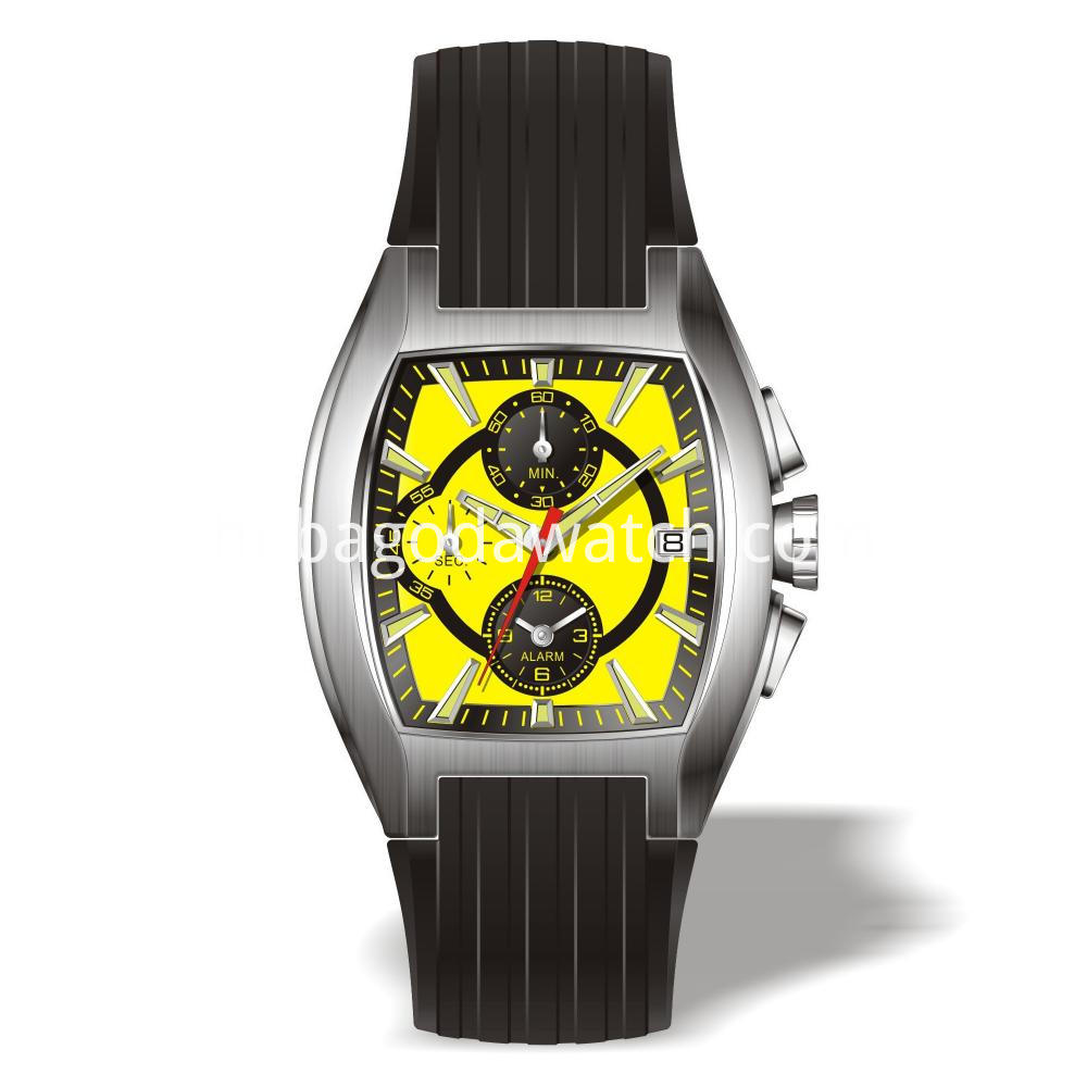Men Chronograph Watch