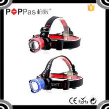 Poppas T85 High Power Headlamps Phare de chasse Camping Head Torch Light Lampe de poche Lampe frontale