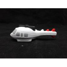 Benutzerdefinierte Whirlybird PU Weichschaum Spielzeug