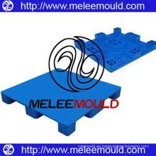 Molde de plataforma de inyección de molde de paleta de plástico