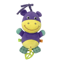 Hippo Musical Baby Toy