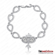Queen's Crown CZ Diamant Armband (CBR0020-B)