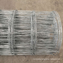 hot-dipped galvanized sheep field fence