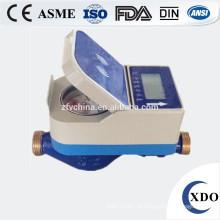 Fábrica IC preço cartão inteligente puro hidrômetro, medidor de água inteligente, medidor de água de cartão do CI