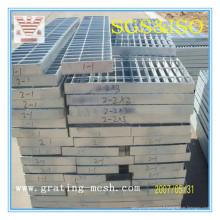Barre fermée/ galvanisé/ caillebotis en acier pour la construction (ISO)