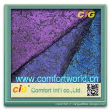 Fashion design joli ningbo Chine polyester tissu gros prix neufs