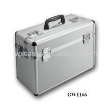 maleta de viaje de aluminio fuerte y portátil de venta caliente de la fábrica de China