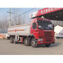 FAW 8X4 23000Litres Oil Delivery Tanker Truck