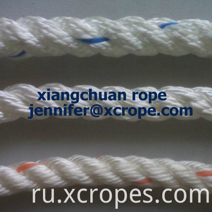 Twist Polyester Rope