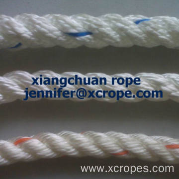 Twist Polyester Rope Mooring Rope