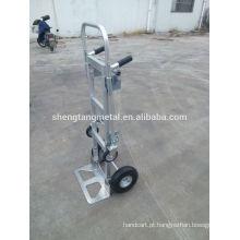 3 em 1 carrinho de alumínio ajustável à toa